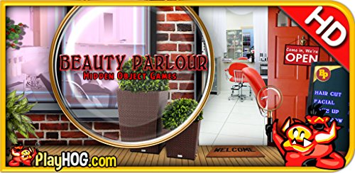 Best-selling Beauty Parlour - Hidden Object Game [Download]