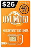 PREPAiD UNLiMITED | 3 in 1 sim card | GSM SiM | NATiONWIDE 4G LTE network