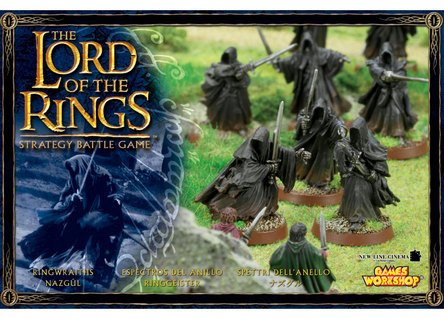 Ringwraiths Nazgul Lord of the Rings