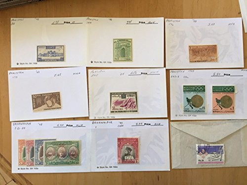 H45 Bahawalpur 1947 1 1948 21 22 23 24 Pakistan 177 38 144 205 267 176 stamps