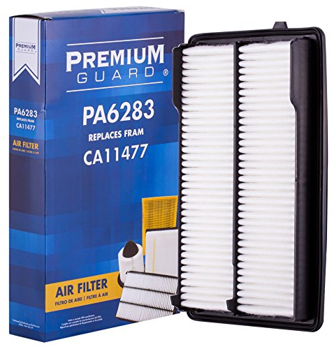 PG Air Filter PA6283 | Fits 2015-19 Acura TLX, 2013-17 Honda Accord