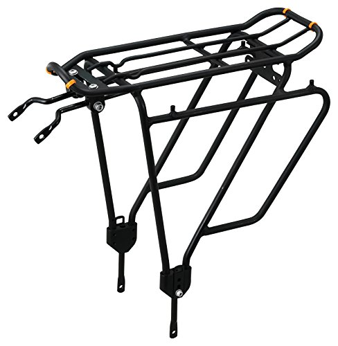 Ibera Bike Rack - Bicycle Touring Carrier Plus Non-Disc Brak