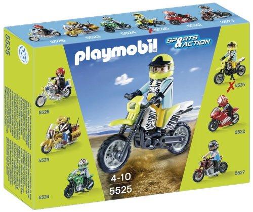 24 opinioni per Playmobil 5525- Moto Cross con Centauro