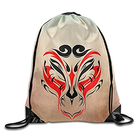 D2 Fashion The Monkey King Mask Training Gymsack (The Lion King 3d Blu Ray)