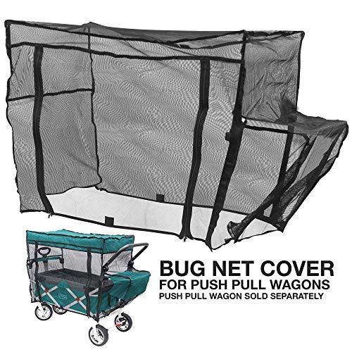 Creative Outdoor Push Pull Folding Wagon Bug NET by Creative Outdoor Distributor