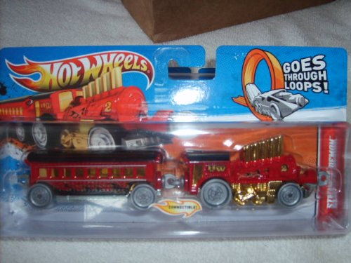 train hot wheels - 6