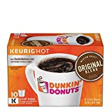 Dunkin  Donuts Original Blend Coffee for K-cup Pods, Medium Roast, For Keurig Brewers, 60 Count