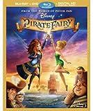 The Pirate Fairy (Blu-ray / DVD + Digital Copy)