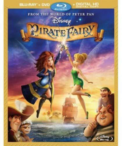 The Pirate Fairy (Blu-ray / DVD + Digital -