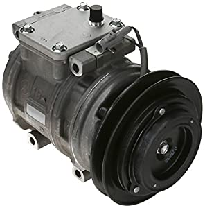 Denso 471-1141 New Compressor with Clutch