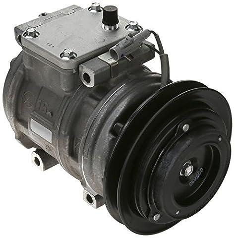 Denso 471-1141 New Compressor with Clutch - Pickup A/c Compressor