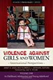 img - for Violence against Girls and Women [2 volumes]: International Perspectives (Women's Psychology) book / textbook / text book