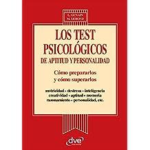 Los test psicologicos de aptitud y personalidad
