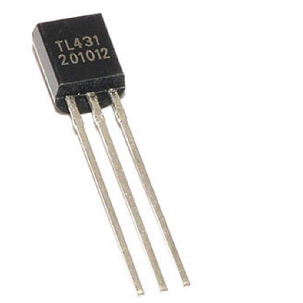 10 x TL431 IC Texas Instruments Shunt Voltage Regulator