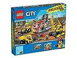 LEGO City - 66521 Superpack 3 in 1 Sets - ( 60073 Demolition Service Truck - 60074 LEGO City Demolition Bulldozer - 60076 LEGO City Demolition Site )