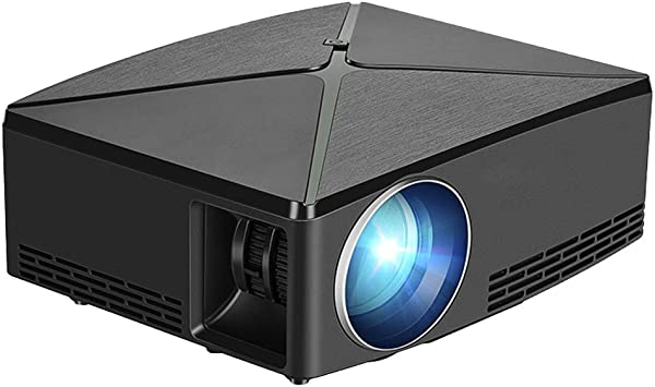 PFMY.DG Proyector Mini, proyector LED de Alta definición portátil ...