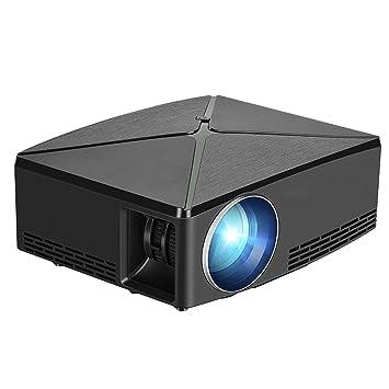 PFMY.DG Proyector Mini, proyector LED de Alta definición ...