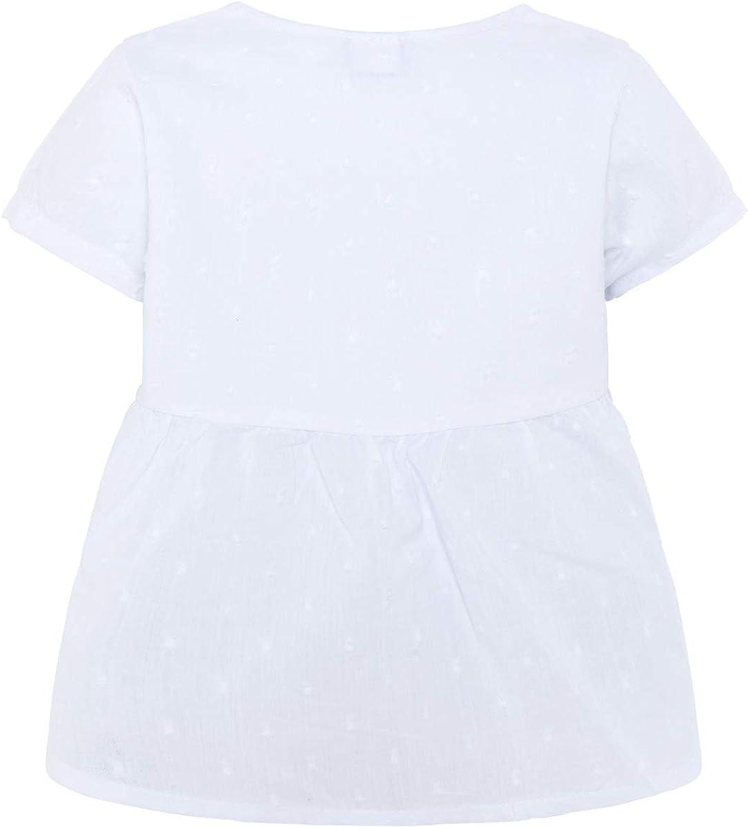 Tuc Tuc Camisa Popel/ín Ni/ña Arrecife de Coral Camiseta para Beb/és
