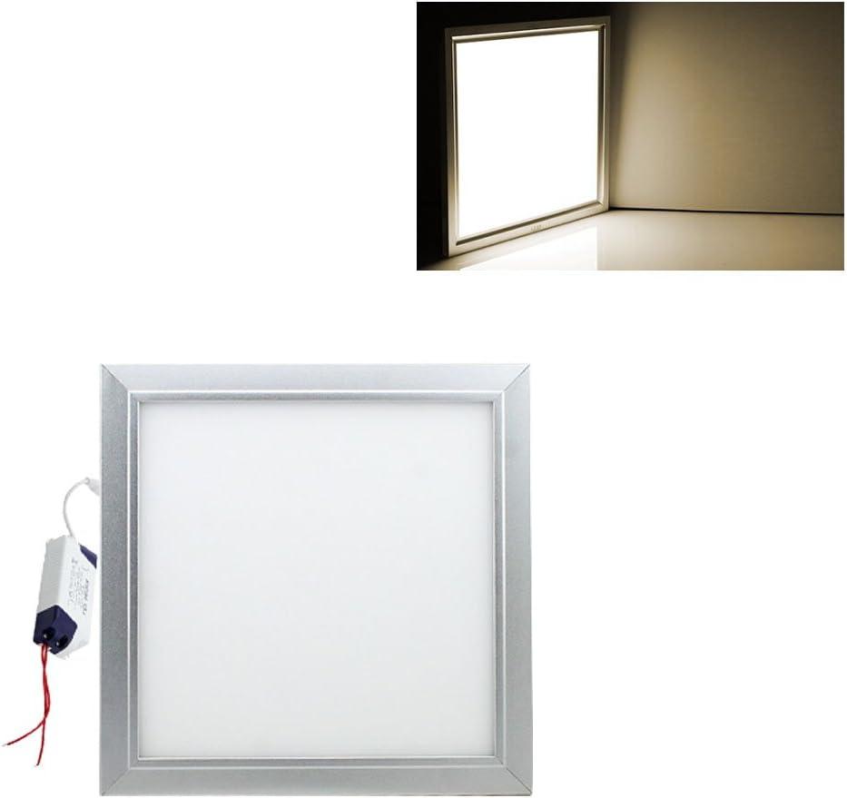 Highpower LED Panel ULTRASLIM HI POWER Warmweiß 30x30 cm 12W
