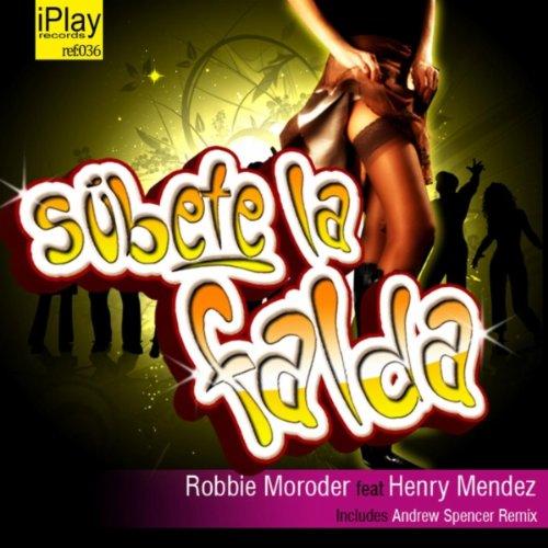 Amazon.com: Subete La Falda (Andrew Spencer's Touch Of Bubbling Remix