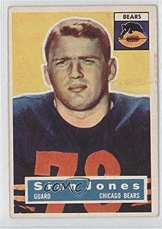 Amazon.com: Stan Jones (Football Card) 1956 Topps - [Base ...