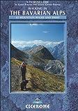 Walking in the Bavarian Alps, Grant Bourne and Sabine Korner-Bourne, 1852844973
