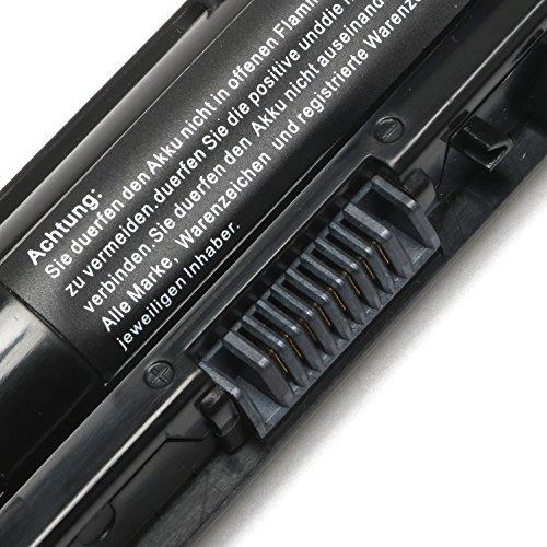 KI04 HSTNN-LB6S HSTNN-LB6R 800049-001 800010-421 TPN-Q158 New Laptop Battery for HP Pavilion 14-ab006TU 15-ab000 15-ab038TX [4Cell 14.8V 2200mAh/33Wh] by BULL-TECH (Image #6)