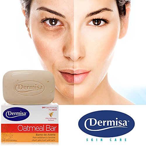 Exfoliating Dermisa Oatmeal (Dermisa Exfoliating Oatmeal Bar 3 oz)