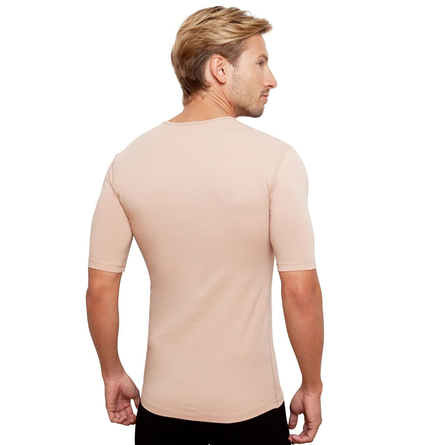 "3 ""invisible"" Herrenunterhemden, V-Neck, Vorteilsangebot of Schaufenberger"