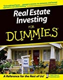 img - for Real Estate Investing For Dummies by Eric Tyson (2004-12-15) book / textbook / text book