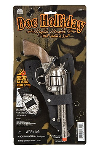 Parris Doc Holliday Holster