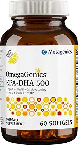 Metagenics OmegaGenics EPA DHA Dietary Supplement
