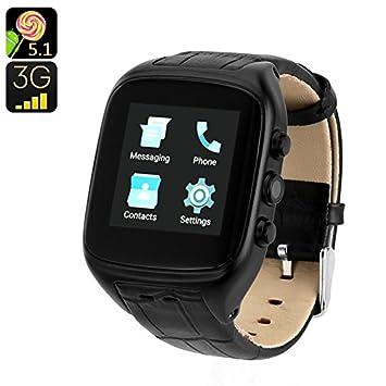 BW Smart Reloj teléfono - iMacwear M8 Reloj teléfono - Android OS ...