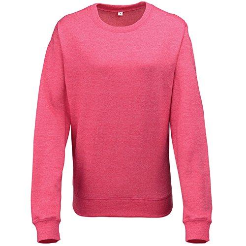 AWDis - Sudadera - para mujer Pink Heather