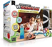 Professor Maxwell's VR Science Lab Virtual Reality Kids Science Kit, Book and Interactive Learning Activit