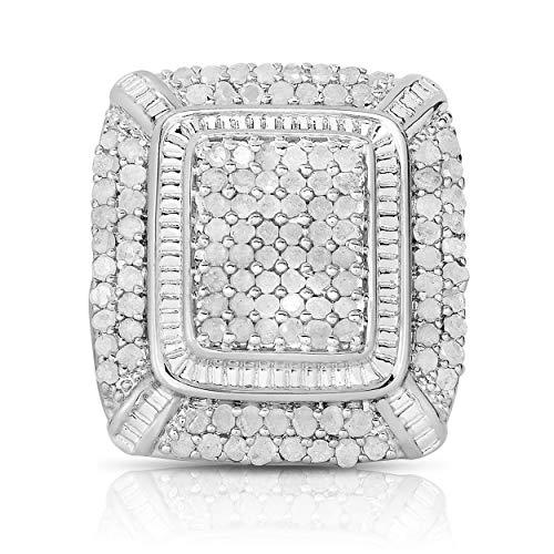 NATALIA DRAKE White Gold 2cttw Diamond Fashion Ring ()