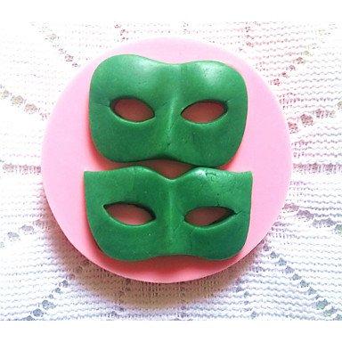 FPP máscara de silicona moldes para hornear moldes para ...