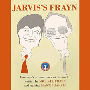 Jarvis's Frayn Audiobook