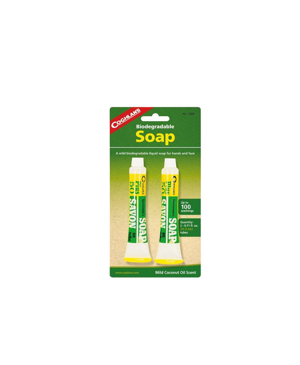 Coghlan's 50BP 21.3ml - Jabón (Cara, Jabón líquido, Coco, 21,3 ml, 2 pieza(s)) Coghlan' s