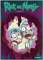 Rick & Morty: Season 4 (DVD)
