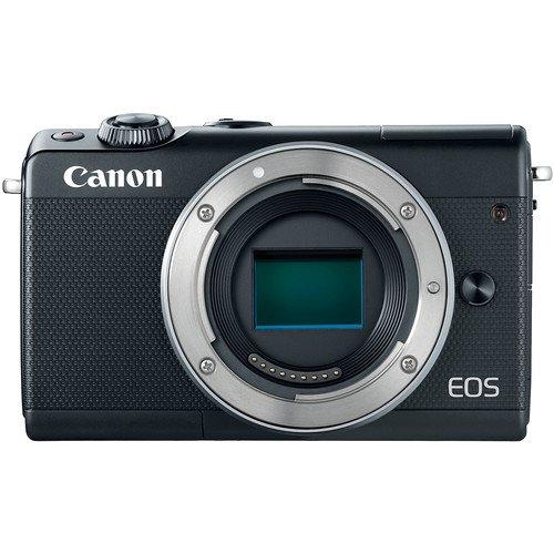 Canon M100 Mirrorless Digital Canon EF-M is STM SanDisk Memory