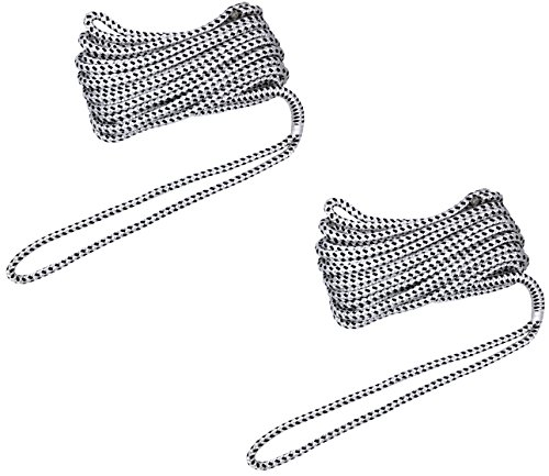 3 Lengths Available Savage Island 2 x 14mm Docking Boat Yacht Lines Mooring Sailing Rope Spliced Loop At One End 3 Colours