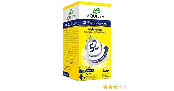Aquilea Sueño Express Spray Sublingual, 12ml: Amazon.es: Salud y cuidado personal