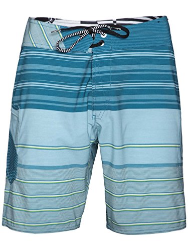 Volcom Lido Solid Mod Mid Length Board Shorts (32
