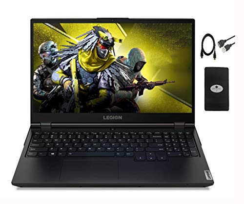 Lenovo Legion5 15.6″ FHD Gaming Laptop Computer- NVIDIA GTX 1660 Ti- Intel 6-Core i7-10750H (up to 5.0 GHz)- RGB Backlit KB Win 10- 16GB RAM DDR4 512GB PCIe SSD w/GM Accessories