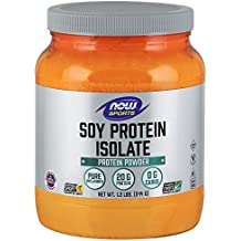 NOW Sports Soy Protein Isolate, 1.2 Pound