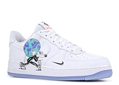 Nike Air Force 1 FLYLEATHER 'World Earth Day' Review & On