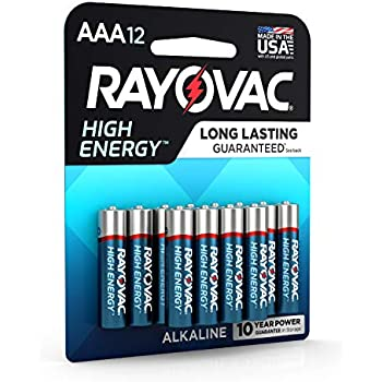 Amazon.com: Energizer AAA Batteries (4 Count), Double A