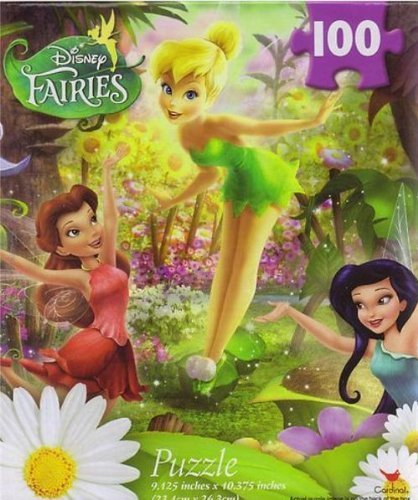 Disney Fairies Piece Jigsaw Puzzle