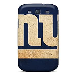 Samsung Galaxy S3 QRu10346KNjc Customized Attractive New York Giants Series Excellent Hard Phone Case -MarieFrancePitre